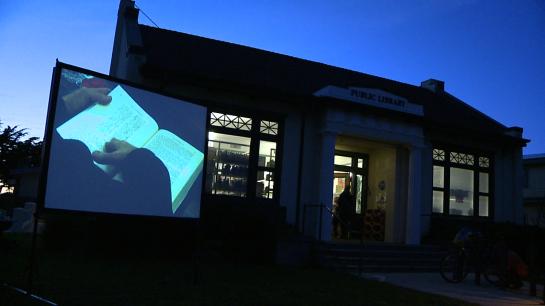 Dustin O'Hara / Garfield Park Public Library