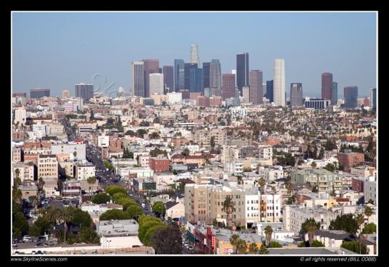 KoreaTown Los Angeles, source: skylinescenes.com